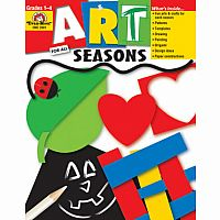 Art for All Seasons Gr 1-4