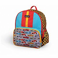 Race Cars Backpack