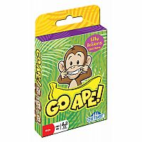 Go Ape! Card Game