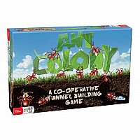 Ant Colony Co-operative Game