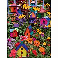 Birdhouses 275 Pieces - Easy Handling