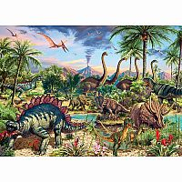 Prehistoric Party (Family 350pc)