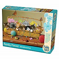 Basket Case (Family Pieces 350 Puzzle)