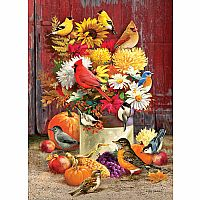 Autumn Bouquet - 1000pc Puzzle