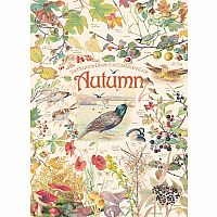 Autumn Country Diary - 1000pc Puzzle