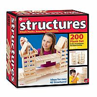 KEVA Structures: 200 Plank Set