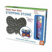 Butterfly - Paint Your Own Stepping Stone