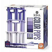 Keva Colour Pops: Purple (100)