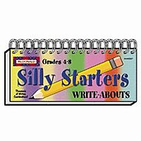 Silly Starters Write-Abouts Gr 4-8