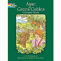 Anne of Green Gables Colouring Book