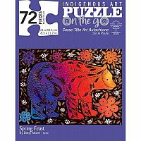 Spring Feast - 72pc. Puzzle Tin